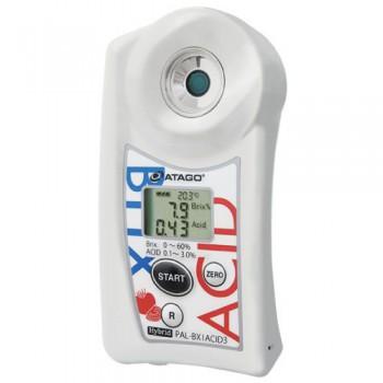 Измеритель Brix и кислотности