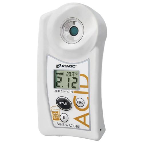 Измеритель кислотности пива PAL-Easy ACID 101 Master Kit