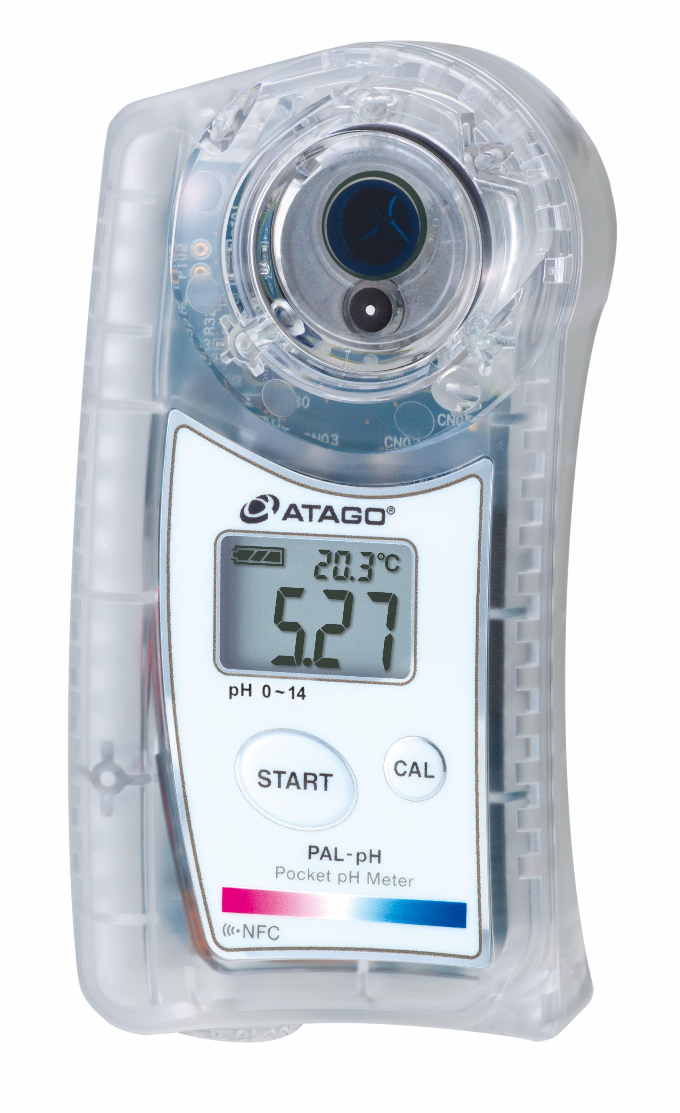 Цифровой рН-метр PAL-pH