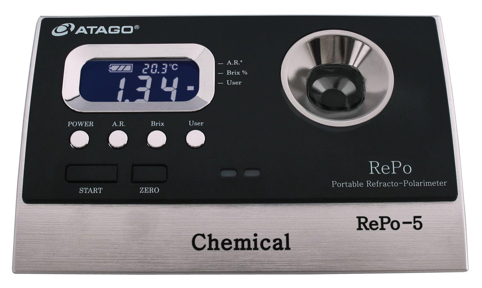 Рефрактополяриметр RePo-5
