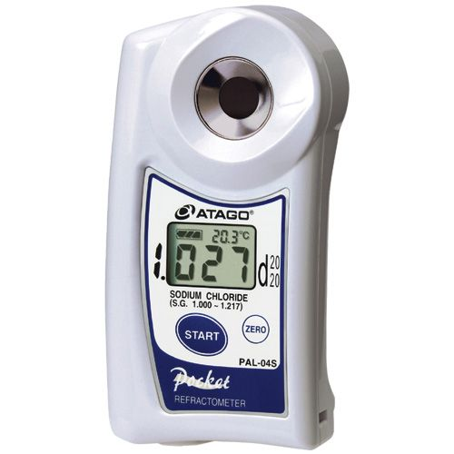 Цифровой карманный солемер PAL-04S